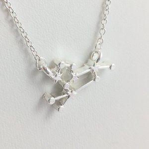 Jewelry - Leo astrology zodiac constellation necklace
